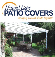 Delicieux Pictures Of Natural Patio Light Covers