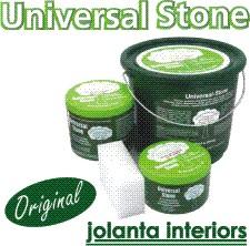 Universal Stone / Jolanta Interiors