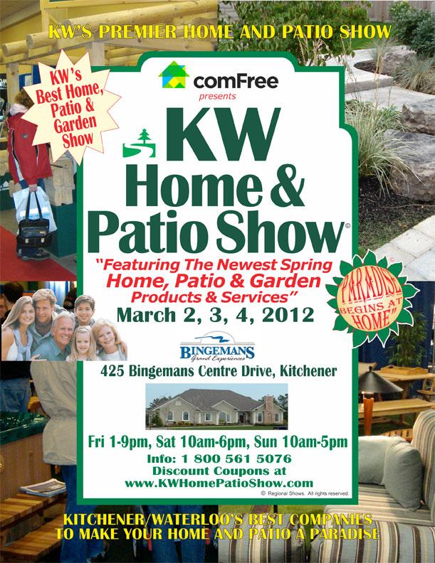 Spring Home Patio Show Modern Patio Outdoor