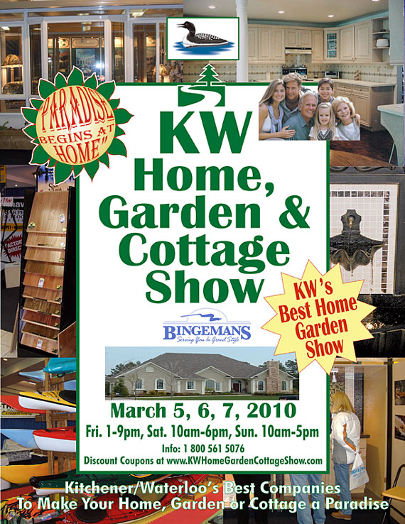 garden home kitchener show