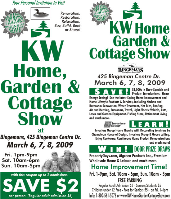 Charming Bc Home And Garden Show Promo Code Images